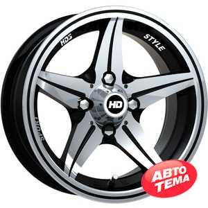 Купить HDS -001 CA-BW R13 W5.5 PCD4x98 ET0 DIA58.6