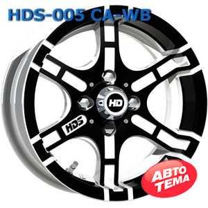 Купить HDS -005 CA-WB R13 W5.5 PCD4x98 ET0 DIA58.6