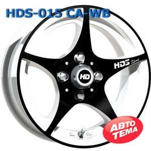 Купить HDS -015 CA-WB R13 W5.5 PCD4x98 ET12 DIA58.6