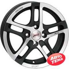 Купить RS WHEELS 584 DBM R16 W7 PCD5x114.3 ET46 HUB67.1