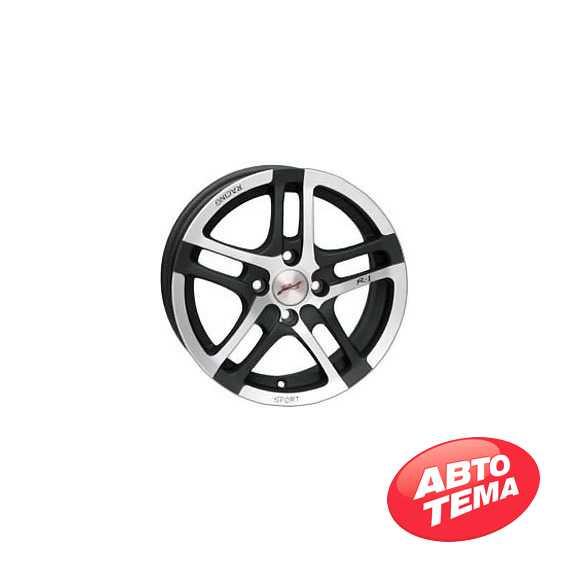 RS WHEELS 584 DBM - Интернет магазин шин и дисков по минимальным ценам с доставкой по Украине TyreSale.com.ua