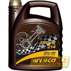 Купить Моторное масло PEMCO iDrive 214 10W-40 CH-4/SL (7л)