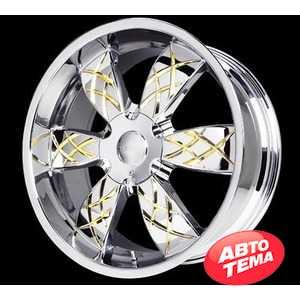 Купить VERDE 54 CH Gold R20 W8.5 PCD6x139.7 ET25 DIA108.1