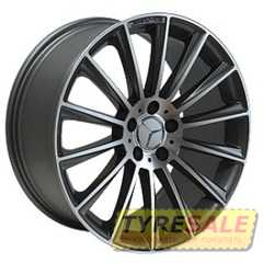 Купить REPLICA MR900 GMF R20 W9.5 PCD5x112 ET38 DIA66.6