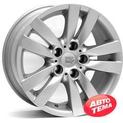 WSP ITALY BMW Pisa W658 SILVER - Интернет магазин шин и дисков по минимальным ценам с доставкой по Украине TyreSale.com.ua