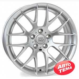 Купить WSP ITALY BMW BASEL BM75 SILVER W675 R19 W8.5 PCD5x120 ET29 DIA72.6