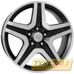 Купить WSP ITALY MERCEDES MIYAGI ME30 DULL BLACK FULL POLISHED W775 R20 W9.5 PCD5x130 ET50 DIA84.1