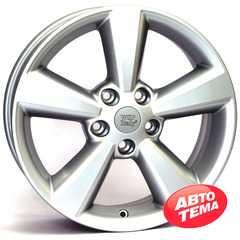 WSP ITALY NISSAN QASHQAI NI50 SILVER W1850 - Интернет магазин шин и дисков по минимальным ценам с доставкой по Украине TyreSale.com.ua