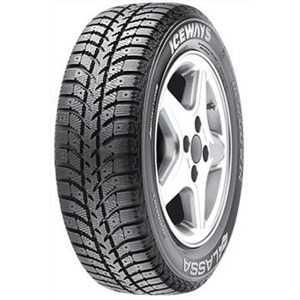 Купить Зимняя шина LASSA ICEWAYS 215/65R16 98T (Под шип)