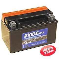 Купить Аккумулятор EXIDE AGM 6СТ-6 12В L (ETX7A-BS)