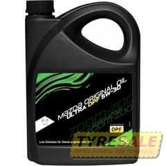 Купить Моторное масло MAZDA ORIGINAL OIL ULTRA DPF 5W-30 (5л)