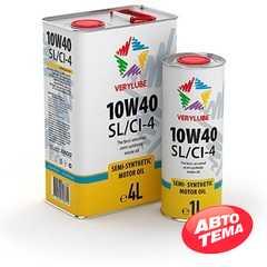 Купить Моторное масло XADO Verylube 10W-40 SL/CI-4 (4л)