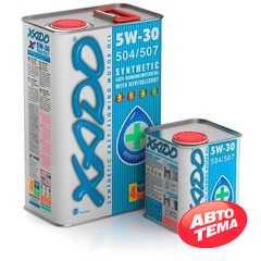 Купить Моторное масло XADO Atomic Oil 5W-30 504/507 (4л)