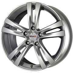 MAK ZENITH Hyper Silver - Интернет магазин шин и дисков по минимальным ценам с доставкой по Украине TyreSale.com.ua