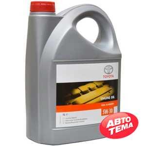Купить Моторное масло TOYOTA MOTOR OIL 5W-30 (5л) 08880-80845