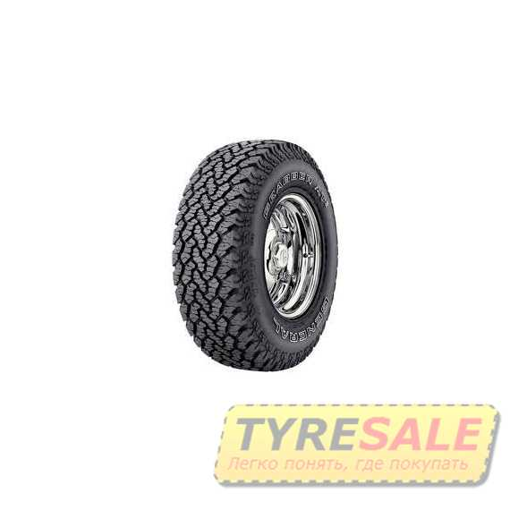 Всесезонная шина GENERAL TIRE Grabber AT2 - Интернет магазин шин и дисков по минимальным ценам с доставкой по Украине TyreSale.com.ua