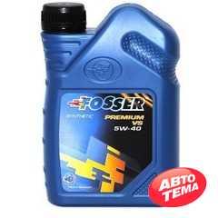 Моторное масло FOSSER Premium VS - Интернет магазин шин и дисков по минимальным ценам с доставкой по Украине TyreSale.com.ua