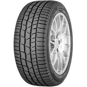 Купить Зимняя шина CONTINENTAL ContiWinterContact TS 830P 275/35R20 102W