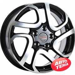 REPLICA LegeArtis Concept RN507 BKF - Интернет магазин шин и дисков по минимальным ценам с доставкой по Украине TyreSale.com.ua
