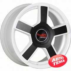 Replica Concept Ci534 W Plus black insert - Интернет магазин шин и дисков по минимальным ценам с доставкой по Украине TyreSale.com.ua