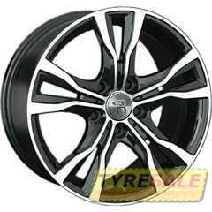 Купить REPLAY B177 BKF R17 W7.5 PCD5x120 ET43 HUB72.6