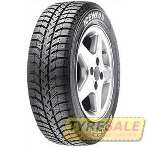 Купить Зимняя шина LASSA Ice Ways 205/55R16 91T (Под шип)