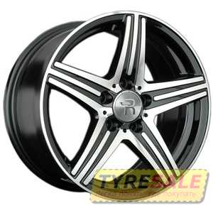 Купить REPLAY MR121 BKF R17 W7.5 PCD5x112 ET37 HUB66.6