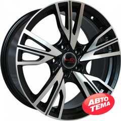 REPLICA LegeArtis Concept B510 BKF - Интернет магазин шин и дисков по минимальным ценам с доставкой по Украине TyreSale.com.ua
