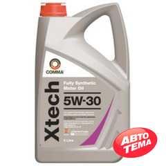 Купить Моторное масло COMMA X-TECH 5W-30 (5л)