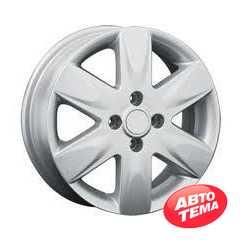 Купить REPLAY NS43 Silver R15 W5.5 PCD4x100 ET50 HUB60.1