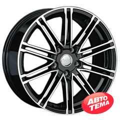 Купить REPLICA LegeArtis SK84 BKF R17 W7.5 PCD5x112 ET49 HUB57.1