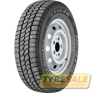 Купить Зимняя шина TIGAR CargoSpeed Winter 205/75R16C 110R (Шип)
