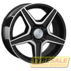 Купить REPLAY MR75 BKF R17 W8 PCD5x112 ET48 HUB66.6