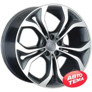 Купить REPLAY B116 BKF R19 W9 PCD5x120 ET37 HUB74.1