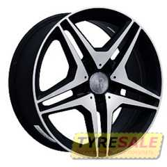 Купить REPLAY MR96 BKF R18 W8.5 PCD5x112 ET43 DIA66.6