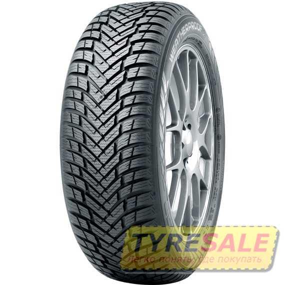 Всесезонная шина NOKIAN Weatherproof - Интернет магазин шин и дисков по минимальным ценам с доставкой по Украине TyreSale.com.ua