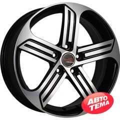 REPLICA Concept-VV530 BKF LegeArtis - Интернет магазин шин и дисков по минимальным ценам с доставкой по Украине TyreSale.com.ua