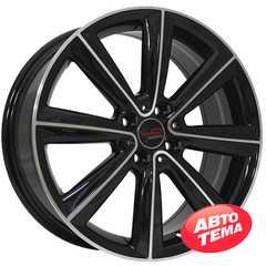 REPLICA Concept-MN501 BKF LegeArtis - Интернет магазин шин и дисков по минимальным ценам с доставкой по Украине TyreSale.com.ua