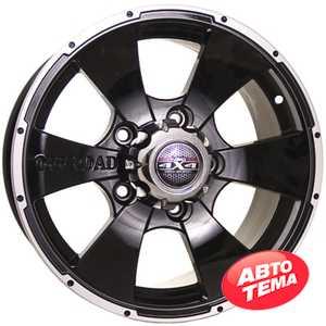 Купить TECHLINE 652 BD R16 W7.5 PCD5x139.7 ET0 DIA108
