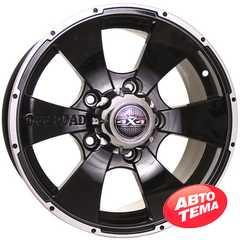 Купить TECHLINE 652 BD R16 W7.5 PCD5x139.7 ET10 DIA108