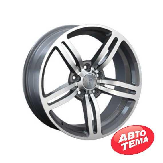 Диски REPLAY B58 GMF - Интернет магазин шин и дисков по минимальным ценам с доставкой по Украине TyreSale.com.ua
