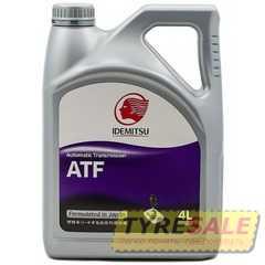 Купить Трансмиссионное IDEMITSU ATF (4л)