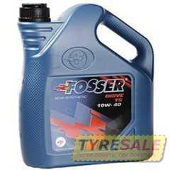 Купить Моторное масло FOSSER Drive TS 10W-40 (5л)