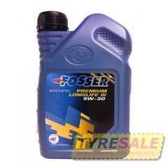 Моторное масло FOSSER Premium Longlife III - Интернет магазин шин и дисков по минимальным ценам с доставкой по Украине TyreSale.com.ua
