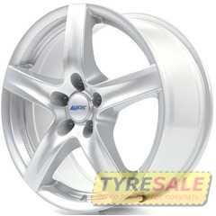 Купить ALUTEC Grip Polar Silber R16 W6.5 PCD5x114.3 ET39 HUB70.1