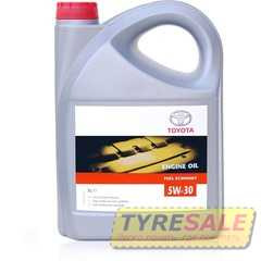Купить Моторное масло TOYOTA Engine Oil Fuel Economy 5W-30 (5л)