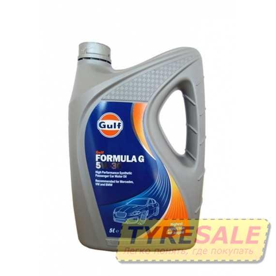 Моторное масло GULF Formula G - Интернет магазин шин и дисков по минимальным ценам с доставкой по Украине TyreSale.com.ua