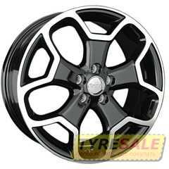 REPLICA SB23 BKF LegeArtis - Интернет магазин шин и дисков по минимальным ценам с доставкой по Украине TyreSale.com.ua