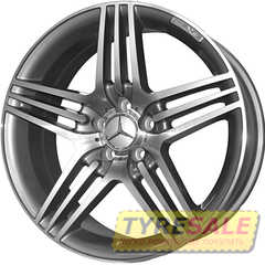 Купить REPLAY MR74 GMF R18 W8.5 PCD5x112 ET48 HUB66.6