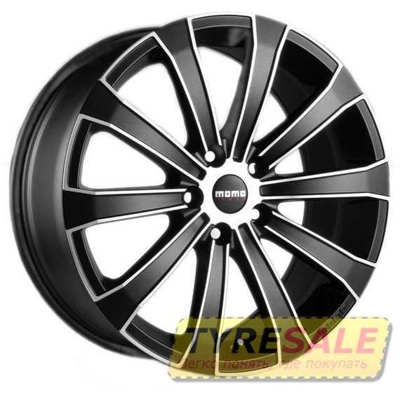 MOMO Europe Matt Carbon Polished - Интернет магазин шин и дисков по минимальным ценам с доставкой по Украине TyreSale.com.ua